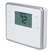 GC-TBZ48: Battery Powered Z-Wave Thermostat Image