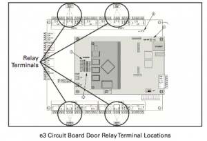 e3 Door Lock Relay Transorb Installation Instructions