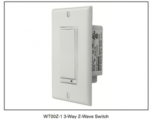 Z-Wave 3-Way Light Switch Setup