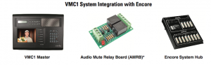 VMC1 System Integration with Encore