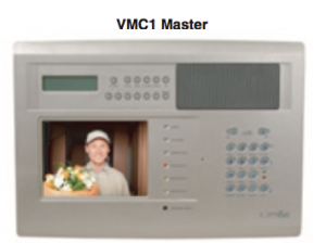 VMC1 Security Intercom Installation of Multiple Room Stations
