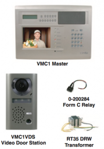 VMC1 System Integration with Door Release Mechanism