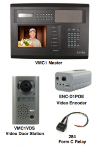 VMC1 System Integration with Aigis ENC-D1POE Encoder