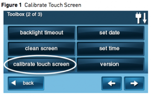 TB-2014-03-27: Calibrating the Touch Screen on GC2 Panel