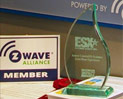 Linear's GD00Z Z-Wave Garage Door Controller Wins 2014 ESX Maximum Impact Award