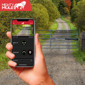 Mighty Mule Smart Gate and App