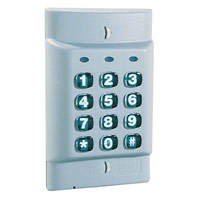 212MP: Indoor / Outdoor Surface-mount Keypad