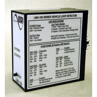 2500-2375: Single Relay Vehicle Loop Detector