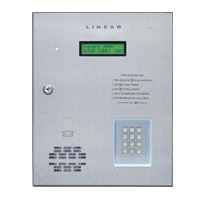 AE1000Plus linear telephone entry and access control systems